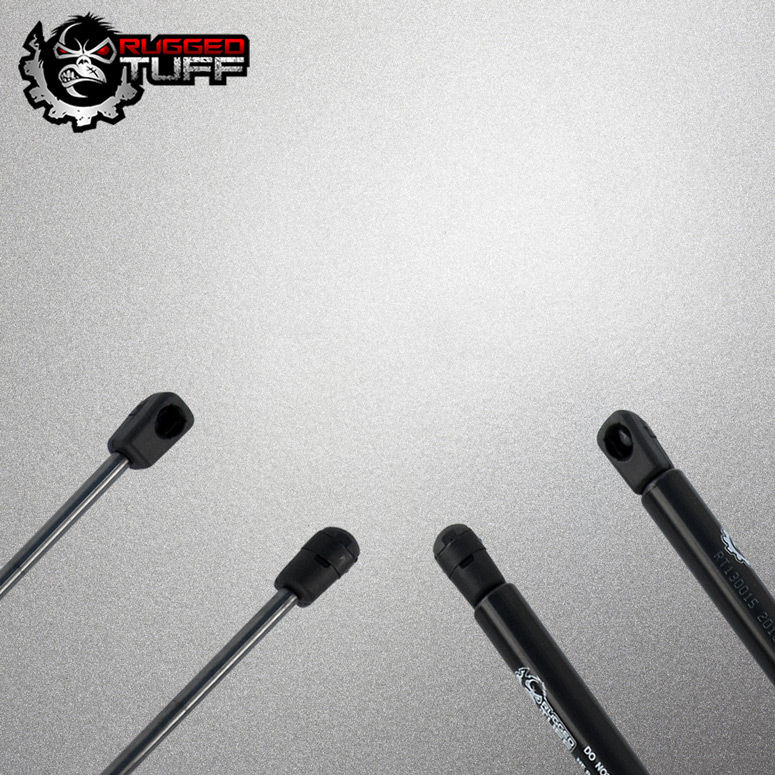 2 New Replacement Hood Shocks Lift Supports Spring For